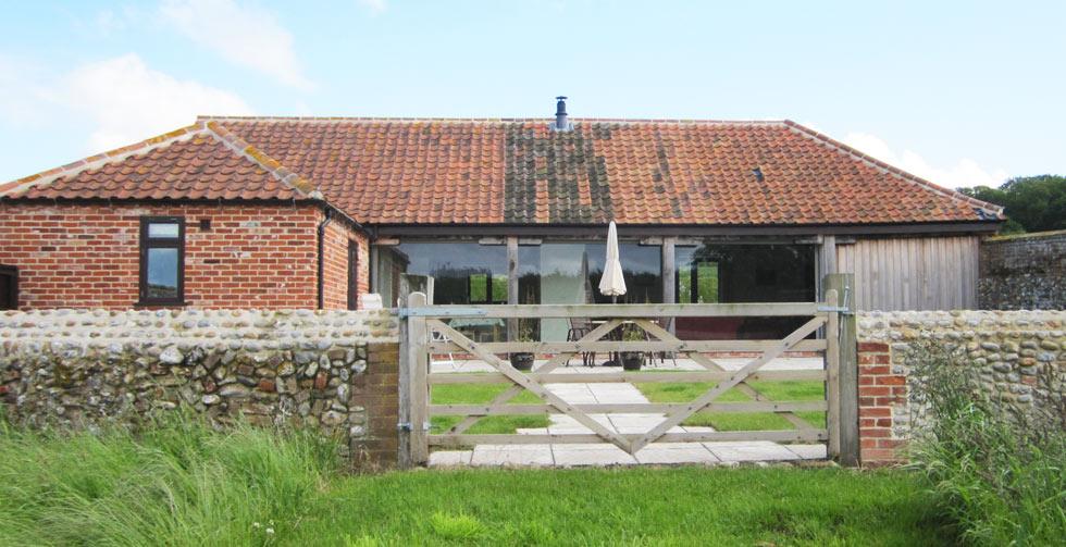 Bayses Barn Briningham Self Catering Norfolk
