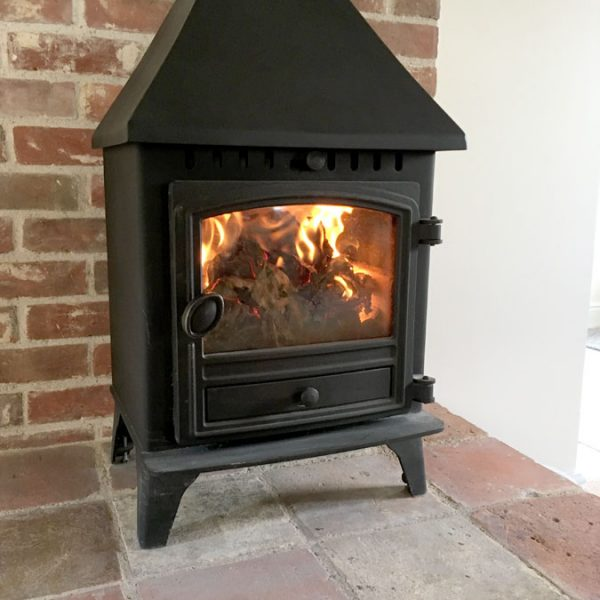 Canfers Barn Wood Burner