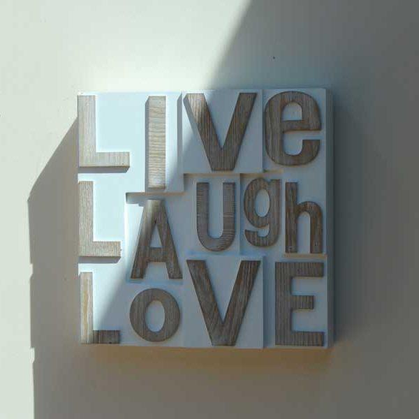 Live Laugh Love Picture