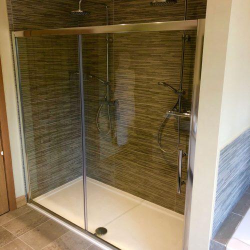Master Bedroom Ensuite Shower