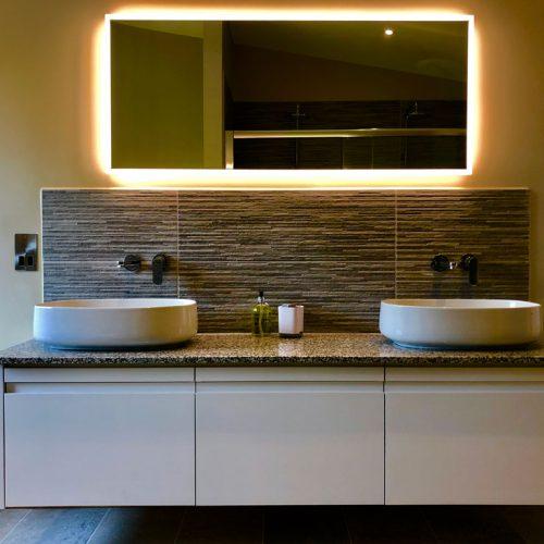 Master Bedroom Ensuite Sinks